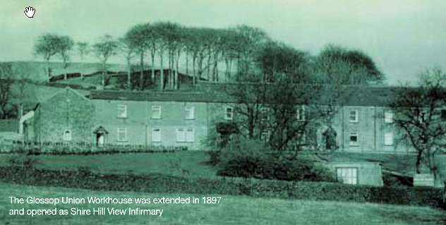1897 Glossop Union Workhouse
